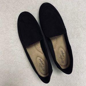 Dexflex Comfort Black Loafers